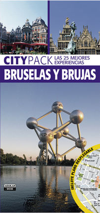 BRUSELAS Y BRUJAS -CITY PACK