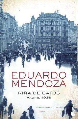 RIÑA DE GATOS MADRID 1936 [BOLSILLO]