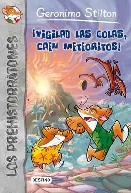 VIGILAD LAS COLAS, CAEN METEORITOS!