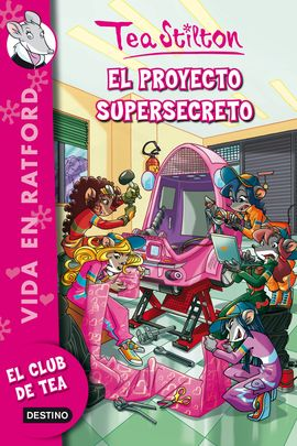 PROYECTO SUPERSECRETO, EL