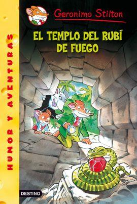 TEMPLO DEL RUBI DE FUEGO, EL