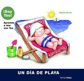 UN DIA DE PLAYA. !SOY TEO!