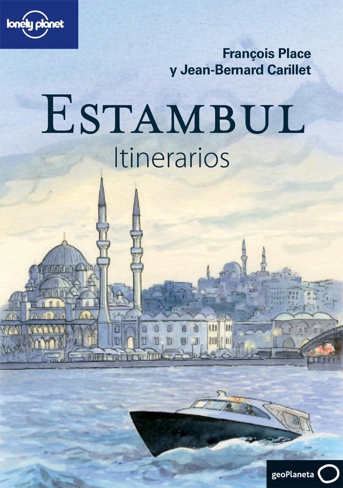 ESTAMBUL. ITINERARIOS -GEOPLANETA -LONELY PLANET