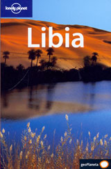LIBIA -GEOPLANETA -LONELY PLANET