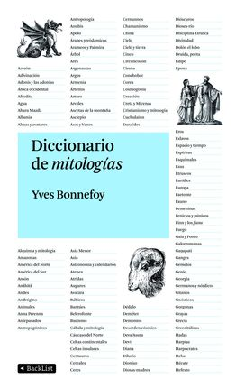 DICCIONARIO DE MITOLOGIAS