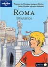 ROMA. ITINERARIOS -GEOPLANETA -LONELY PLANET
