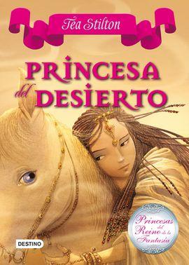 TS-P3. PRINCESA DEL DESIERTO