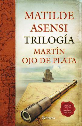 TRILOGIA MARTIN OJO DE PLATA