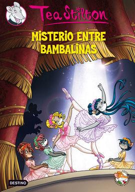 TS14. MISTERIO ENTRE BAMBALINAS