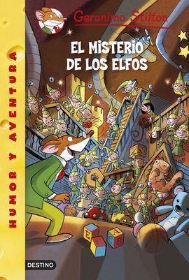 MISTERIO DE LOS ELFOS, EL GS51