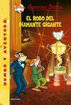 ROBO DEL DIAMANTE GIGANTE, EL GS52