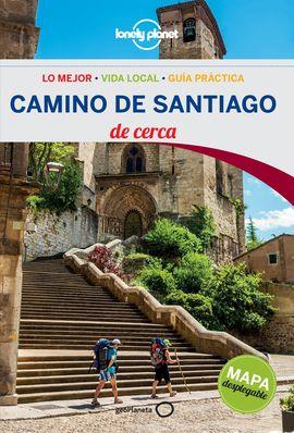 CAMINO DE SANTIAGO. DE CERCA -GEOPLANETA -LONELY PLANET