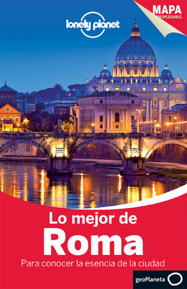 ROMA, LO MEJOR DE [DISCOVER] -GEOPLANETA -LONELY PLANET