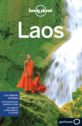 LAOS -GEOPLANETA -LONELY PLANET