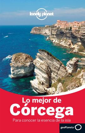 CORCEGA, LO MEJOR DE [DISCOVER] -GEOPLANETA -LONELY PLANET