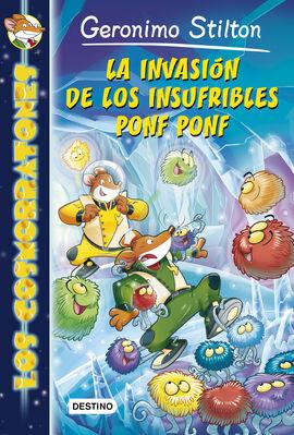 INVASION DE LOS INSUFRIBLES -COSMORATO 03