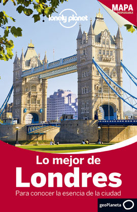 LONDRES, LO MEJOR DE [DISCOVER] -GEOPLANETA -LONELY PLANET