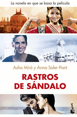 RASTROS DE SANDALO [BOLSILLO]