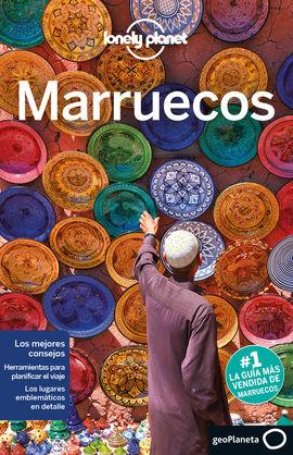 MARRUECOS -GEOPLANETA -LONELY PLANET