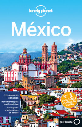 ANT. MEXICO -GEOPLANETA -LONELY PLANET
