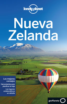 NUEVA ZELANDA -GEOPLANETA -LONELY PLANET