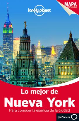 NUEVA YORK, LO MEJOR DE [DISCOVER] -GEOPLANETA -LONELY PLANET