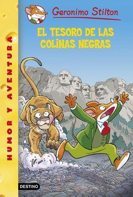 TESORO DE LAS COLINAS NEGRAS, EL (56)
