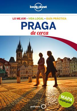 PRAGA. DE CERCA -GEOPLANETA -LONELY PLANET