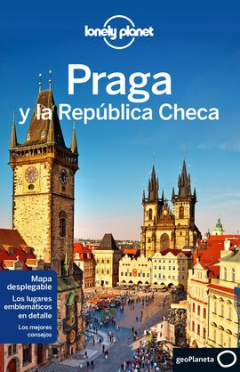 PRAGA Y LA REPUBLICA CHECA -LONELY PLANET -GEOPLANETA