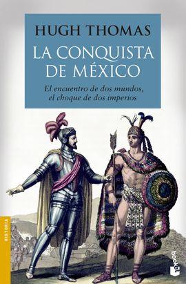 CONQUISTA DE MEXICO, LA [BOLSILLO]