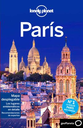 PARIS -GEOPLANETA -LONELY PLANET