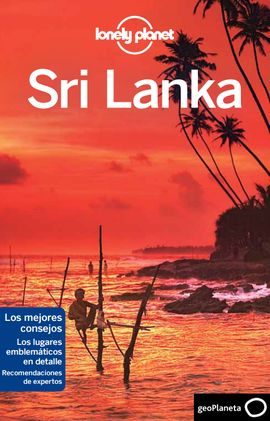SRI LANKA -GEOPLANETA -LONELY PLANET