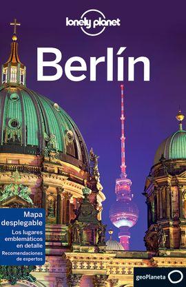 BERLIN -GEOPLANETA -LONELY PLANET