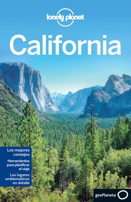 CALIFORNIA -GEOPLANETA -LONELY PLANET