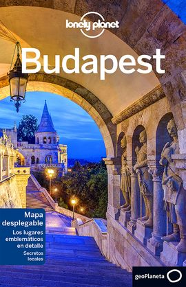 BUDAPEST -GEOPLANETA -LONELY PLANET