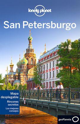 SAN PETERSBURGO -GEOPLANETA -LONELY PLANET