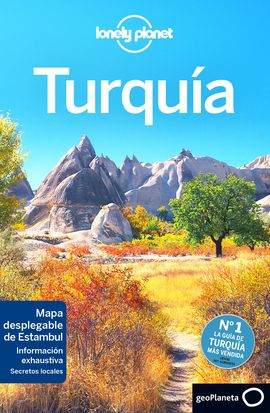 TURQUIA  -GEOPLANETA -LONELY PLANET