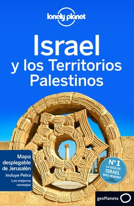 ISRAEL Y LOS TERRITORIOS PALESTINOS -GEOPLANETA -LONELY PLANET