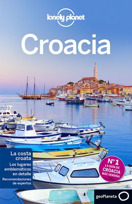 CROACIA -GEOPLANETA -LONELY PLANET
