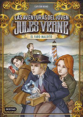 JULES VERNE 2. EL FARO MALDITO