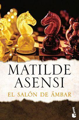 SALÓN DE ÁMBAR, EL [BOLSILLO]