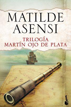 TRILOGIA MARTIN OJO DE PLATA [BOLSILLO]