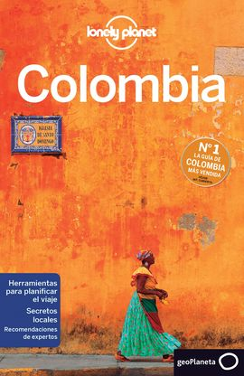 COLOMBIA -GEOPLANETA -LONELY PLANET
