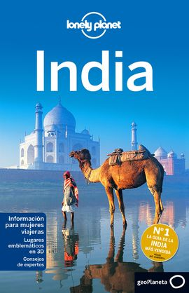 INDIA -GEOPLANETA -LONELY PLANET