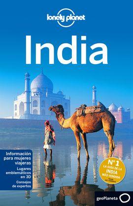 INDIA -GEOPLANETA -LONELY PLANET