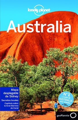 AUSTRALIA -GEOPLANETA -LONELY PLANET