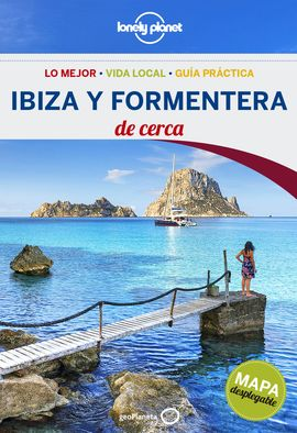IBIZA Y FORMENTERA -DE CERCA -LONELY PLANET