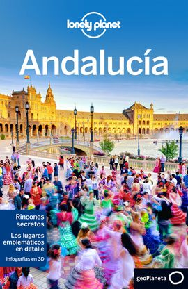 ANDALUCIA -GEOPLANETA -LONELY PLANET