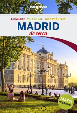MADRID. DE CERCA -GEOPLANETA -LONELY PLANET