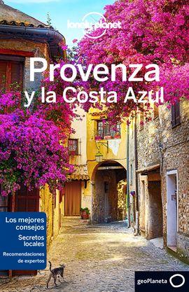 PROVENZA Y LA COSTA AZUL -GEOPLANETA -LONELY PLANET